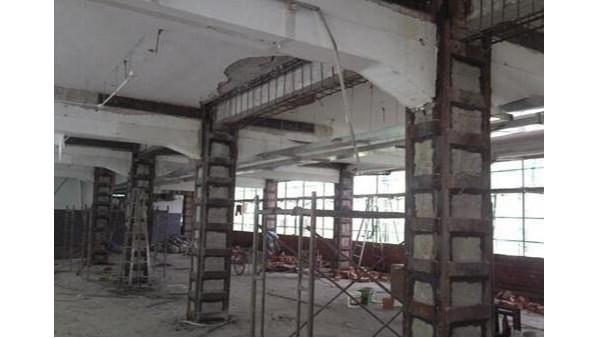 房屋建筑承重墙加固方法