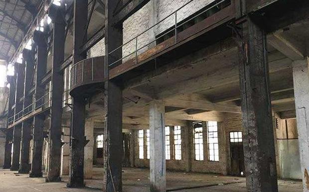 老旧厂房改造加固