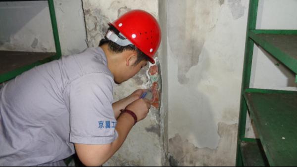 房屋检测加固优选材料用对技术是关键