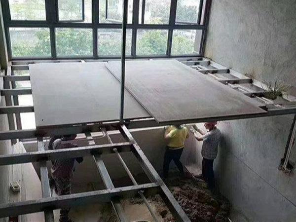 某3千多平研发楼加钢结构夹层设计