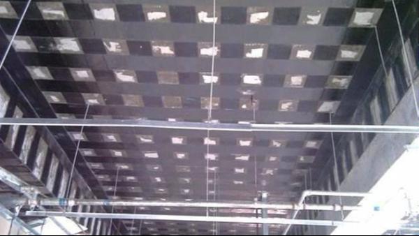 楼板粘贴碳纤维布加固方案注意哪些事项?