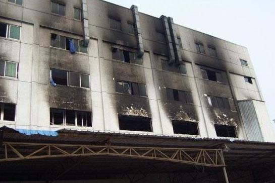 火灾后房屋质量检测