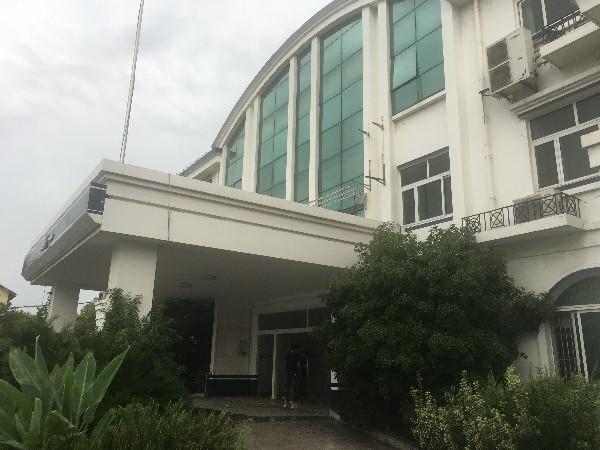 上海某公安局办公楼抗震能力不足加固设计