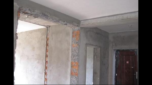 承重墙改造加固设计方案