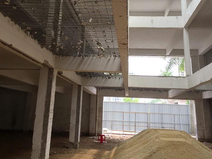 建筑加固设计改造案例